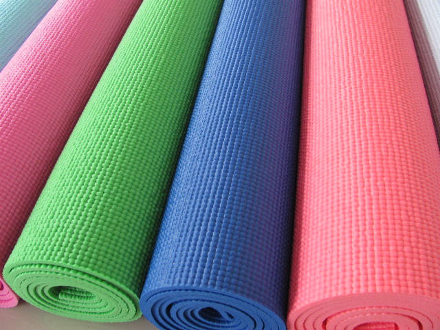 Plain Yoga Mat 1