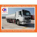 Sinotruk HOWO 6X4 266HP Fuel Tank Truck