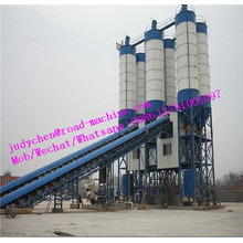 Planta mezcladora de hormigón tipo 2HZS25 50m3 / h
