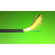 Cabo ótico da gota da fibra (tipo redondo) -2f