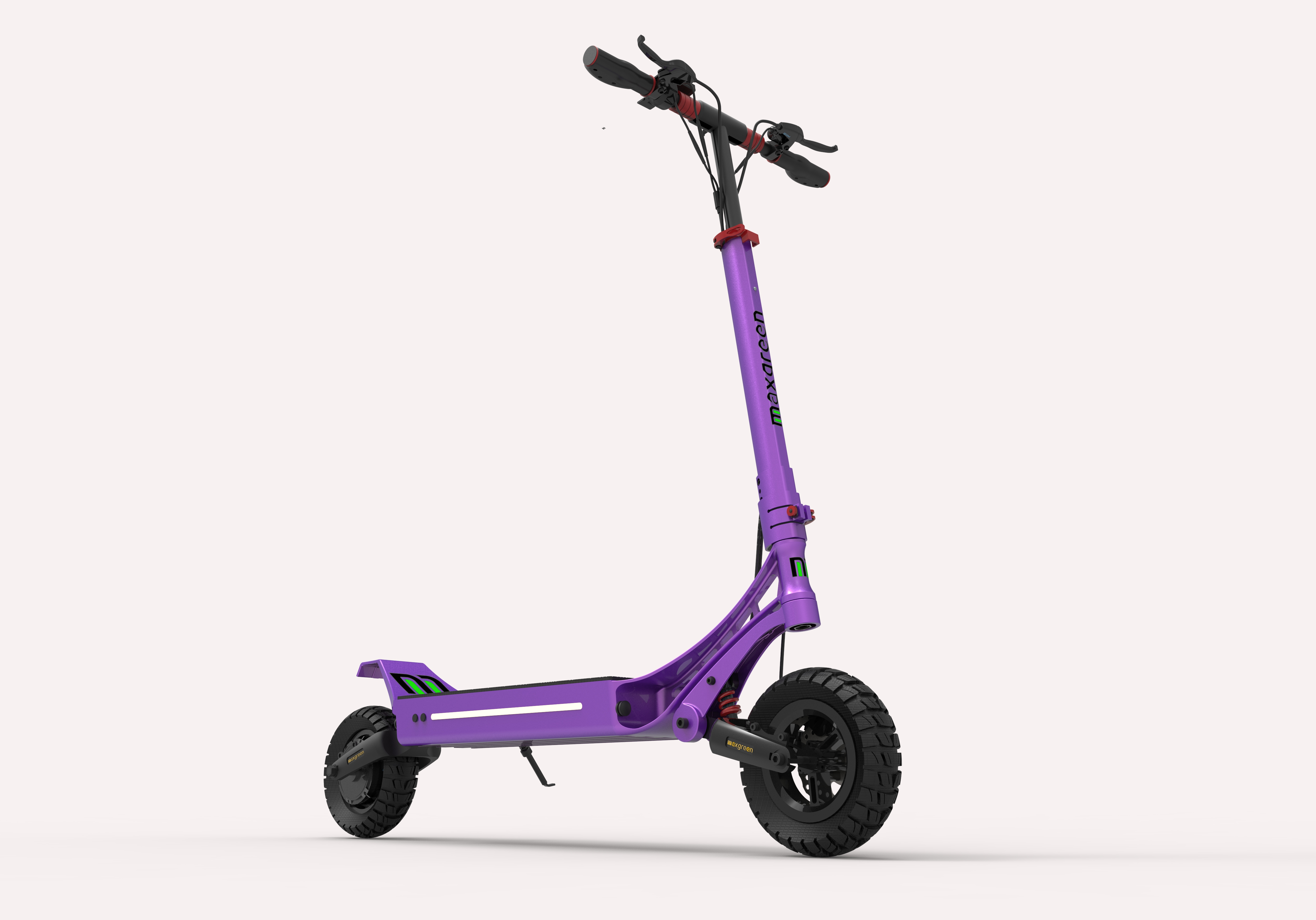 Electric Scooter Single Motor