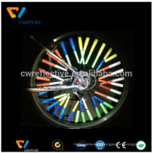 Latest reflective color bike Hot Wheels die flying steel Szymborska article bicycle equipment accessories