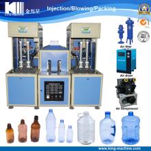 2017 новый дизайн полу-автоматической бутылки Дуя машина в Китае