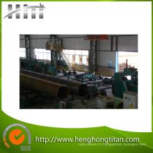 Machine en expansion pour tuyaux en acier