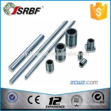 Chine fournisseur de tige d'arbre en acier chromé 40mm * 1900mm de long, utilisé avec LMF40UU