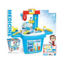 Novos miúdos fingem brincar brinquedo médico conjunto médico brinquedo (h5931057)