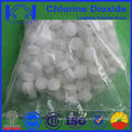 Le blanchiment du dioxyde de chlore dans la décoloration des tissus de coton