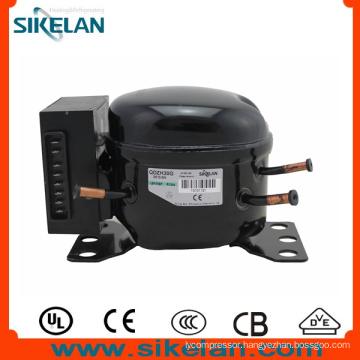 New Design Mini DC Compressor Car Fridge Compressor Qdzh30g R134A Lbp Mbp
