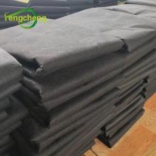 Black weed mat polypropylene nonwoven fabric