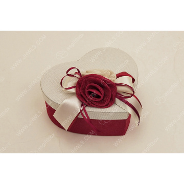 Coffret Saint Valentin Noeud Papillon Rouge