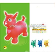 Здоровые надувные игрушки, прыгающие животные pikachu