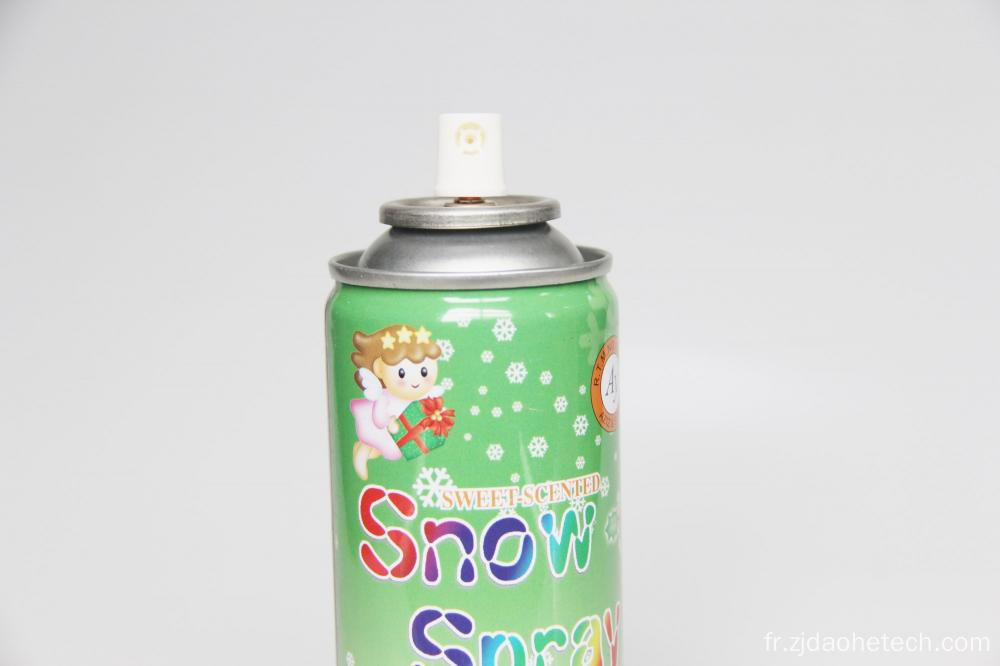 Angle Design 250ml jet de neige en mousse volante