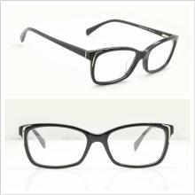 Acetate Eyewear Óculos de leitura Molduras ópticas Óculos de estilo novo (VPR23O-A)