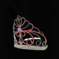 Venta al por mayor Beauty Tiara Rhinestone Crown