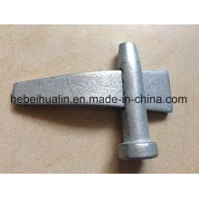 Pin y cuña ranurados utilizados en la construcción Encofrado de aluminio