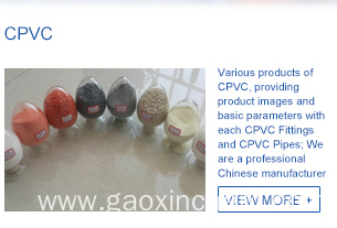 CPVC Resin Extrusion Grade For  Pipes and Fitting