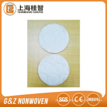 Wholesale facial cotton puffs soft cartoon puff nonwoven cosmetic cotton pads