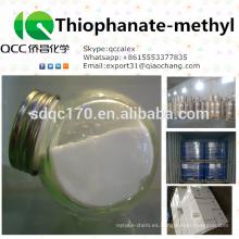 Tiofanato-metilo 97% TC, 70% WDG, 70% WP, 50% WP, 500 g / l SC CAS: 23564-05-8