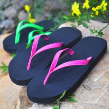 Tongs, été nouveau loisirs hommes / femmes pantoufles sandales d'intérieur tongs