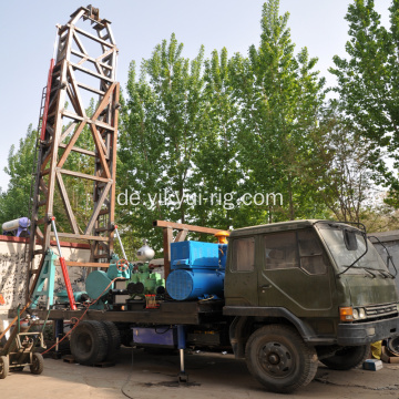 300 Meter Tiefe Reverse Circulation Drilling Rig