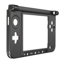 Estojo de capa Shell Shell Original Kits de substituição de moldura média inferior para Nintendo para 3DS XL / LL Game Console