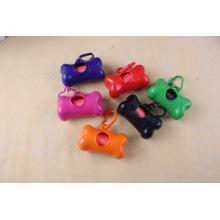 Красочные мешки для мусора собаки, продукт для домашних животных