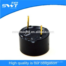dongguan factory 12mm 5v dc magnetic active type buzzer                                                                         Quality Choice