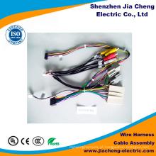 Conjunto de cabos personalizados e chicote de fios fábrica de Shenzhen