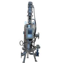 Filtre à eau automatique à nettoyage automatique en acier inoxydable