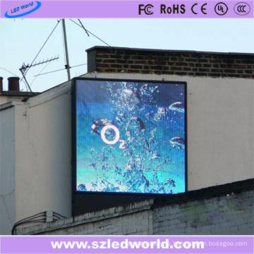 7500CD/m2 Яркость P10 Открытый полноцветный светодиодный дисплей доска Фабрика рекламы
