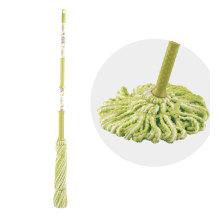 Heißer verkauf grün mopp haushalt runde baumwolle bodenreinigung twist mop