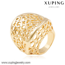 14045-Xuping Unisex sexy jewelry ring model for women men