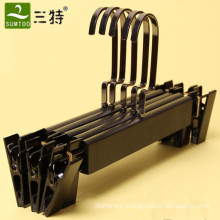 men's pants hanger with clips wholesale