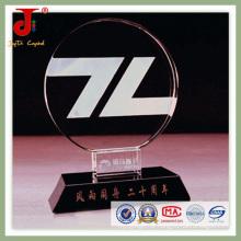 2016 o novo troféu de cristal de esportes (JD-CT-408)