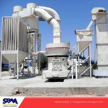 Vente en ligne de machine de production de poudre de gypse, usine de carbonate de calcium précipité