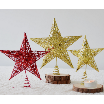 Adornos navideños Little Star y decoraciones colgantes