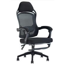 Chaise de réunion ergonomique pivotante en plastique