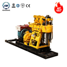 Drilling 150m Depth HW160  water well bore hole drilling rig/core drilling machine