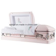 Style américain acier cercueil (18238240)