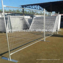 Polywire für temporäre Zaun Import billige Ware aus China geschweißt temporäre Zaun