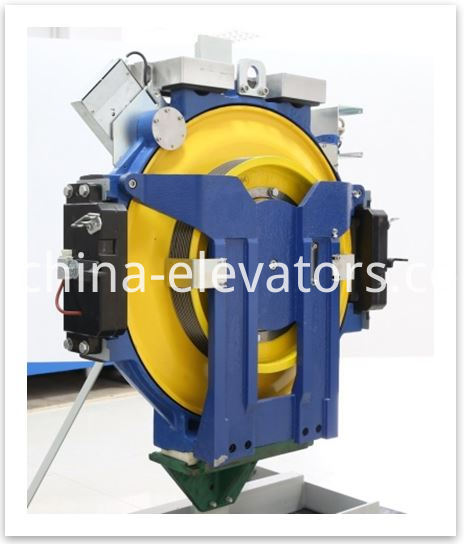 MRL KONE Elevator Gearless Traction Machine