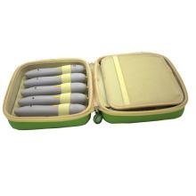 Caja de lápices de cuero de PU de suministro de fábrica para niños