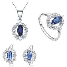 Оптовые ювелирные изделия ювелирных изделий стерлингового серебра 925