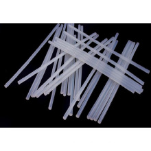Soft/Solid Extruded Transparent Silicone Rubber Rods