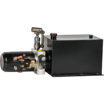 DUMP TRAILER POWER UNIT 1