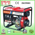 Générateur diesel portatif ouvert de prix bas 5kw