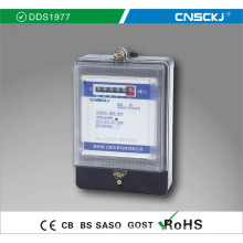 Dds1977 Single Phase High Quality Electronic Energy Meter