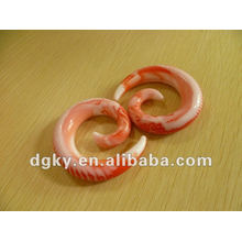 Vente en gros Spiral Taper UV Acrylic Fake Expander