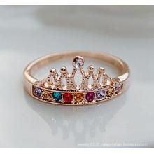 Bijoux fantaisie / Bague en diamant / anneau de bijoux fantaisie (XRG12164)