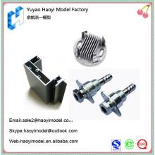 Hochpräzisionsstahl-Aluminium-Maschinenteil